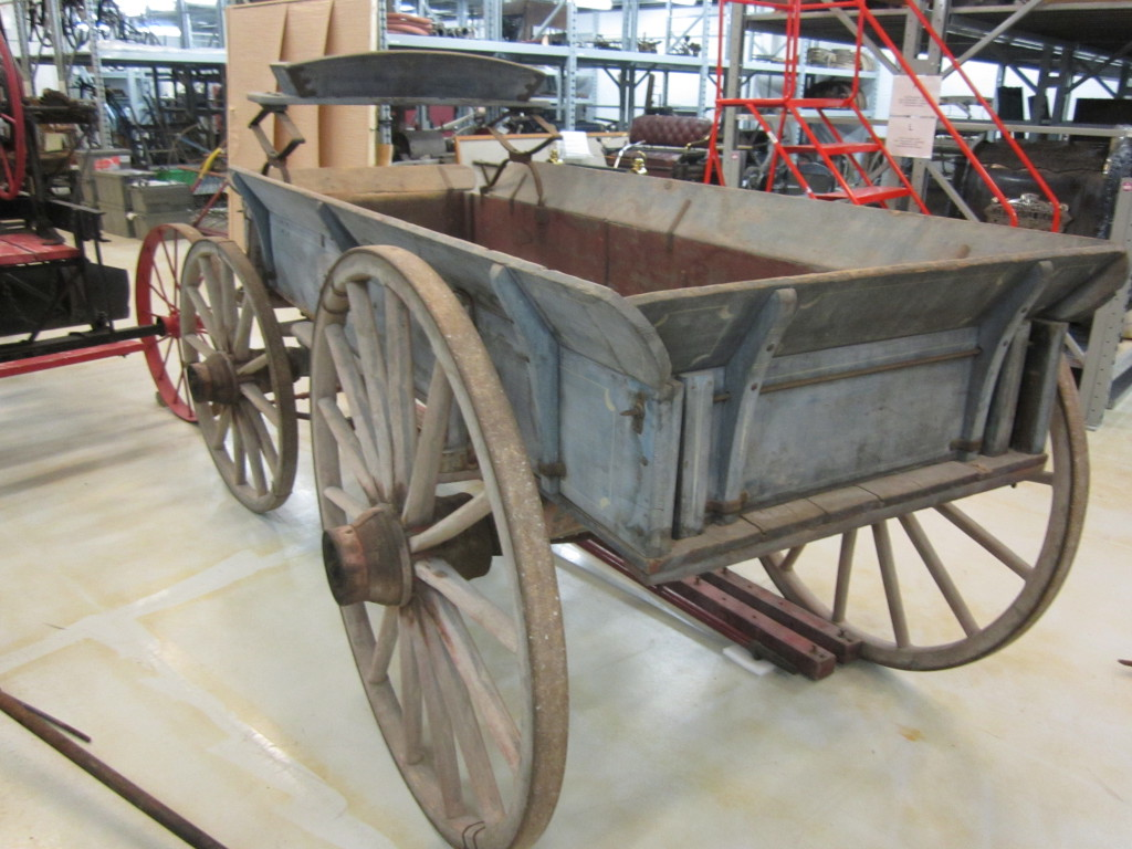 1885 Adams Wagon
