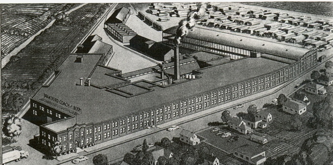 Adams Wagon plant