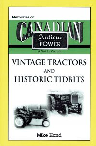 Vintage Tractors and Historic Tidbits